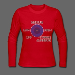 The Microwave - Women's Long Sleeve Jersey T-Shirt