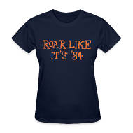 T-Shirts ~ Women's T-Shirt ~ Roar Like It's '84