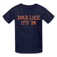 Kids' Shirts ~ Kids' T-Shirt ~ Roar Like It's '84