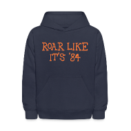 Sweatshirts ~ Kids' Hoodie ~ Roar Like It's '84