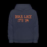 Sweatshirts ~ Kids' Hoodie ~ Roar Like It's '84