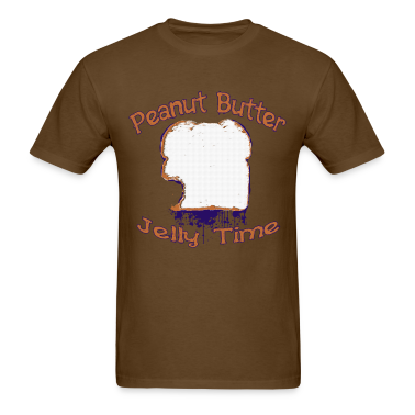 Peanut Butter Jelly Time T-Shirts