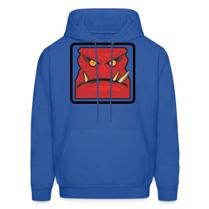 Royal Blue Sweatshirt, Men's  - Men's Hoodie