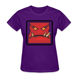 Ladies Purple Tee - Women's T-Shirt