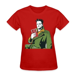 Ladies Red Tee - Women's T-Shirt