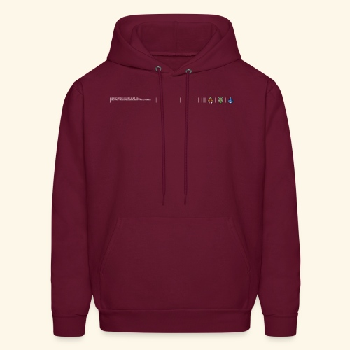 Choices (Free shirtcolor selection) - Men's Hoodie
