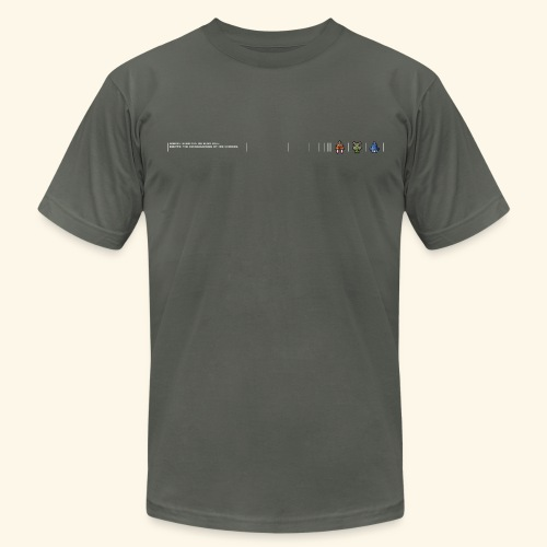 Choices (Free shirtcolor selection) - Men's Fine Jersey T-Shirt