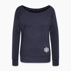 Snowflake Shape Long Sleeve Shirts