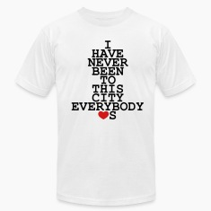I heart NY? I have never been to this city everybody loves! T-Shirts