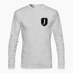 golfer emblem Long Sleeve Shirts