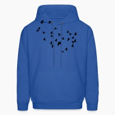 Flock of Birds Hoodies