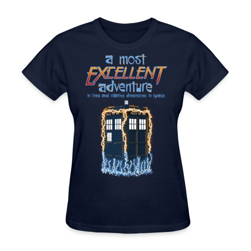 A Most Excellent Adventure - Women's T-Shirt