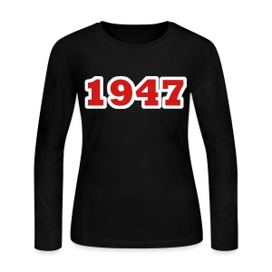 47 KKI LS Tee - Women's Long Sleeve Jersey T-Shirt