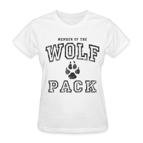 Wolf Pack - Women's T-Shirt