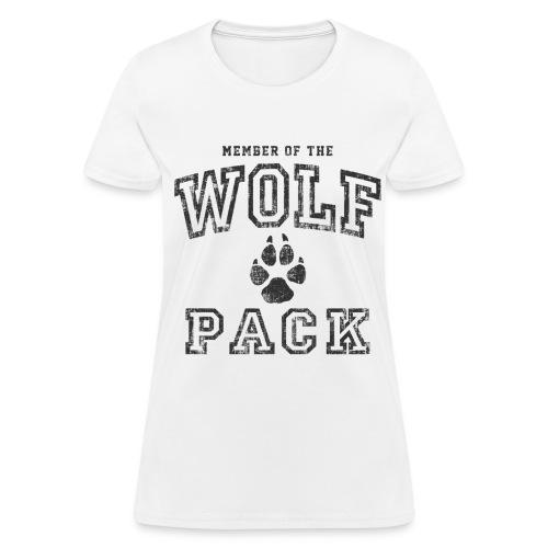 Wolf Pack - Women's T-Shirt
