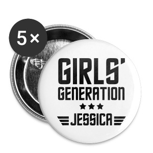 [SNSD] Genie Jessica - Small Buttons