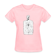 T-Shirts ~ Women's T-Shirt ~ Weapon Blog Target