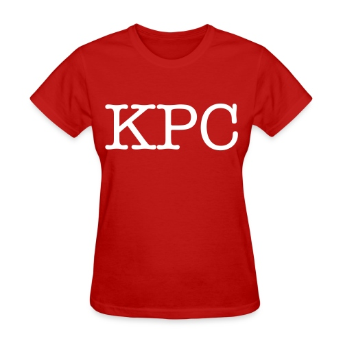 KPC - 16 clouds - ladies - Women's T-Shirt
