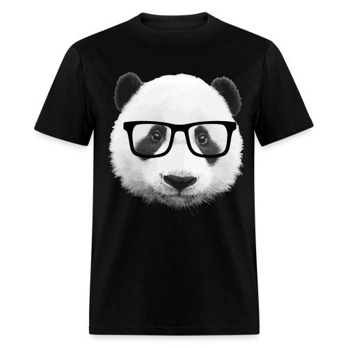 nerdy panda T-shirt - Men's T-Shirt