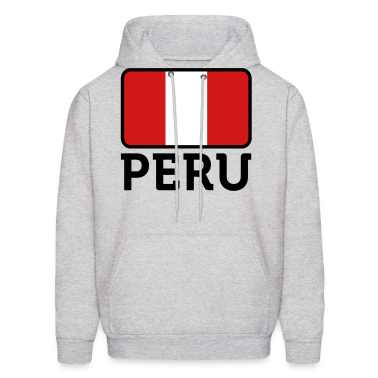 Flag Peru 2 (3c)++ Hoodies