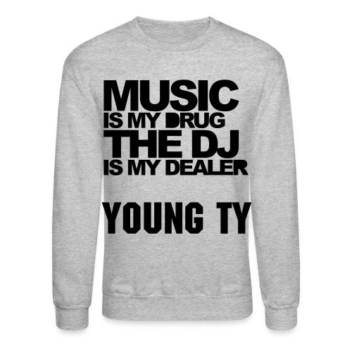 Young Ty Crew Neck   - Crewneck Sweatshirt