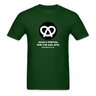 T-Shirts ~ Men's T-Shirt ~ SAVE A PRETZEL