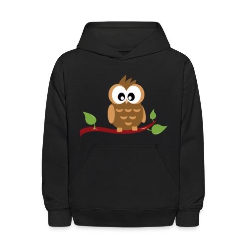 baby owl - Kids' Hoodie