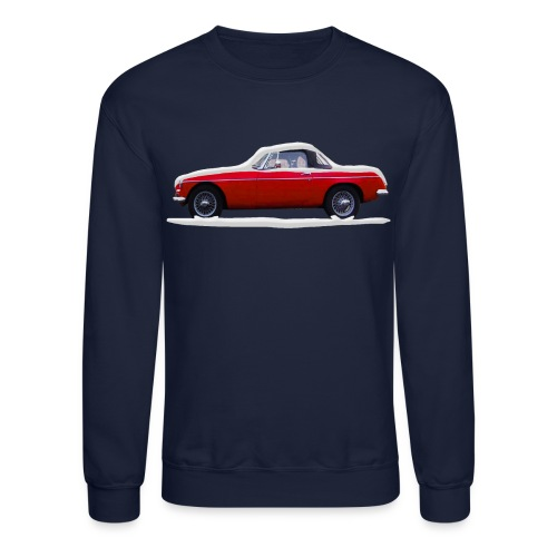 Snow Covered MG - Crewneck Sweatshirt