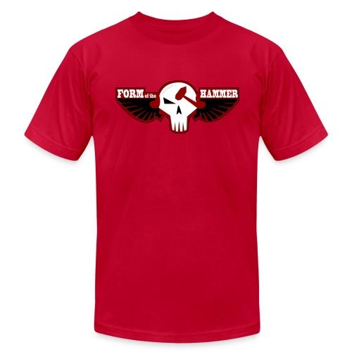 Form of the Hammer - Men's  Jersey T-Shirt