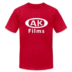AK Films - Men's T-Shirt by American Apparel