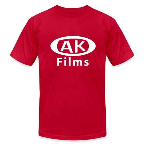 AK Films - Men's  Jersey T-Shirt