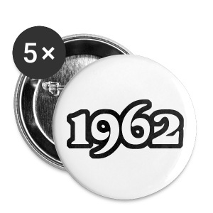 1962 Groove Gem LG Buttons - Large Buttons
