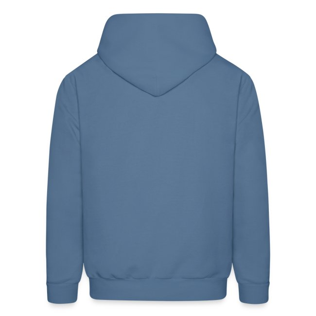 Mens Frequency Hooded Sweat Shirt Spring