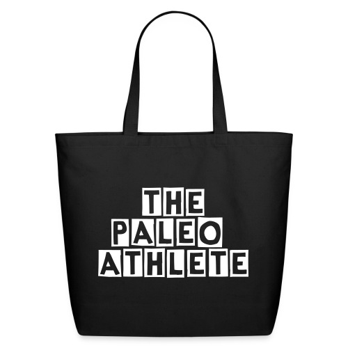 The Paleo Athlete Ecofriendly Tote - Eco-Friendly Cotton Tote