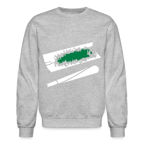 roll up sweater - Crewneck Sweatshirt