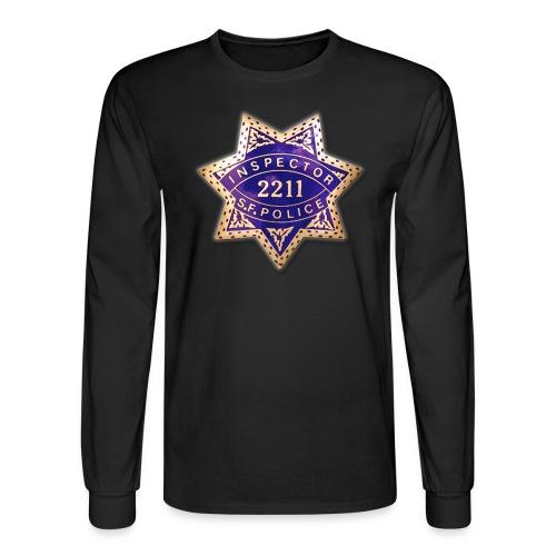 Men's Dirty Harry Long Sleeve T-Shirt - Men's Long Sleeve T-Shirt