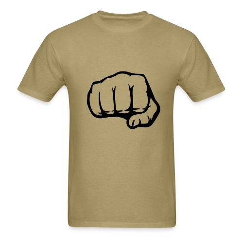 Fist T-Shirt - Men's T-Shirt