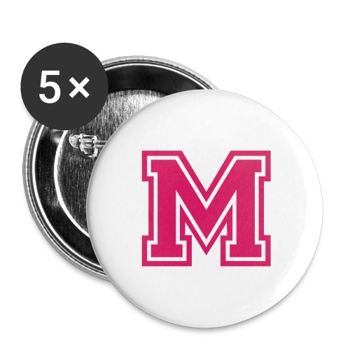 I support JustMatt! - Large Buttons