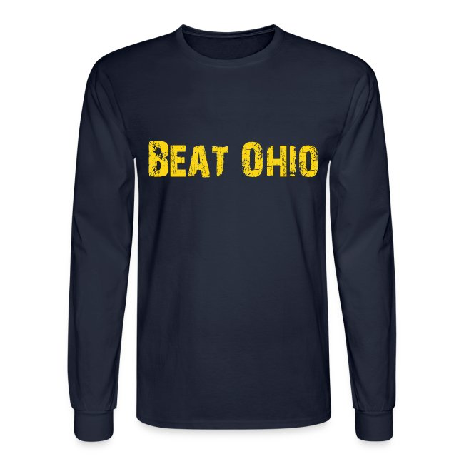 Beat Ohio - Blue