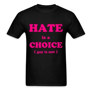 Hate - Men's T-Shirt