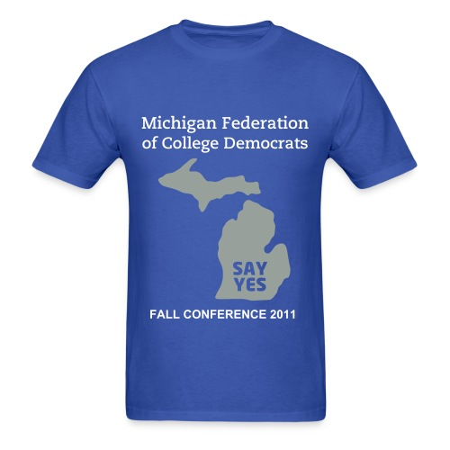 MFCD conference shirt 2  - Men's T-Shirt