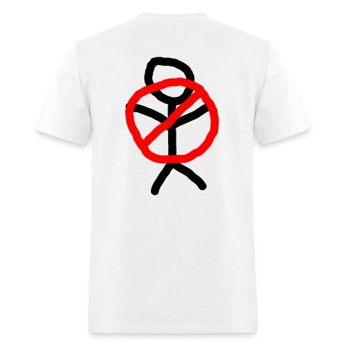 PeopleSuck-0002 - Men's T-Shirt