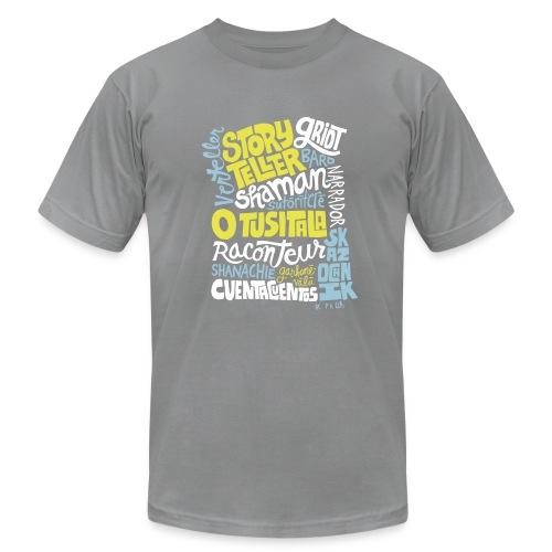 13 Storytellers - Men's Fine Jersey T-Shirt