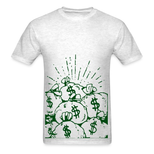 Money Bag - Men's T-Shirt