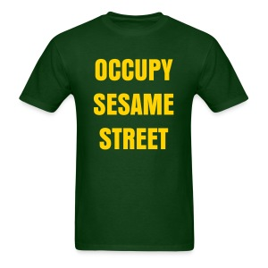 Occupy St. - Men's T-Shirt