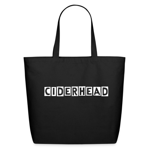Ciderhead Bag - Eco-Friendly Cotton Tote