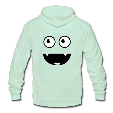 Funny Vampir Monster  Zip Hoodies/Jackets