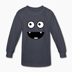 Funny Vampir Monster  Kids' Shirts