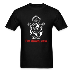 Mens Tee : I'm Down - Men's T-Shirt