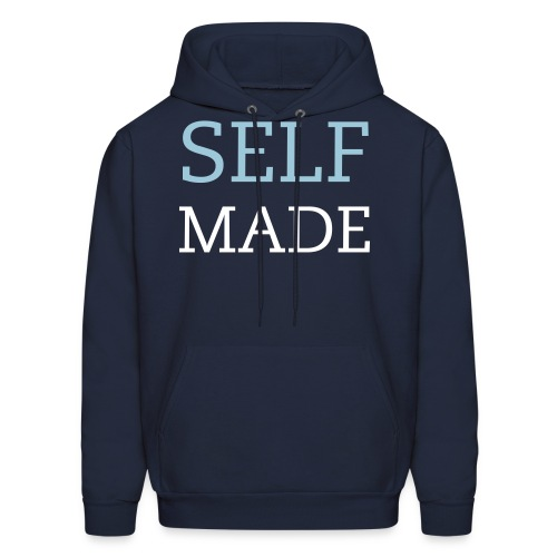 Self Made - Men's Hoodie